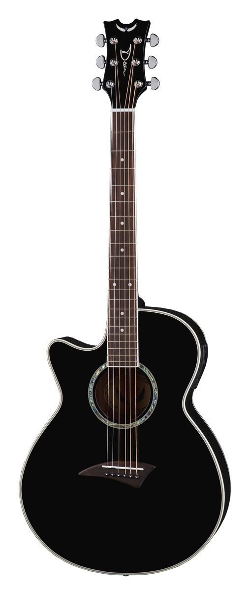 Dean Gaucher Performer Electric Classic Black