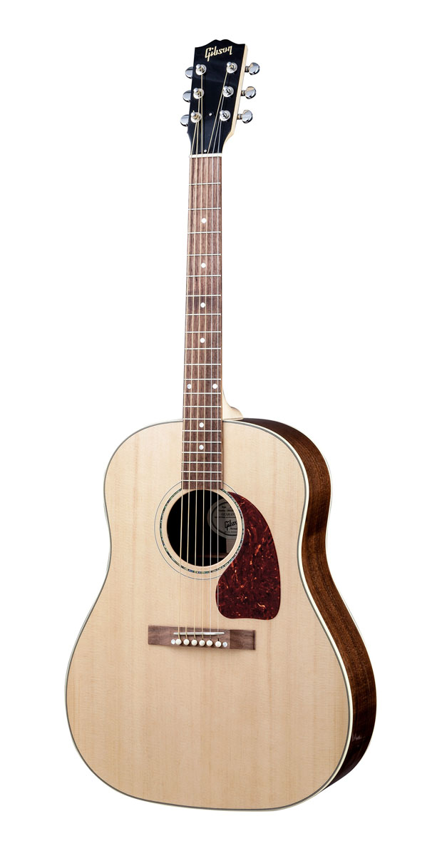 Gibson J15 Standard Antique Natural + Etui