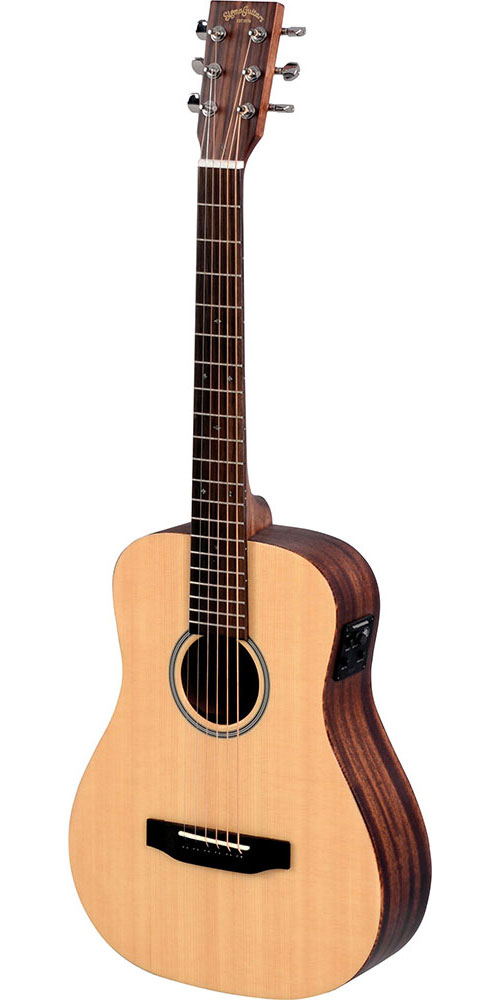 Sigma Gaucher Tm-12el Travel Guitar