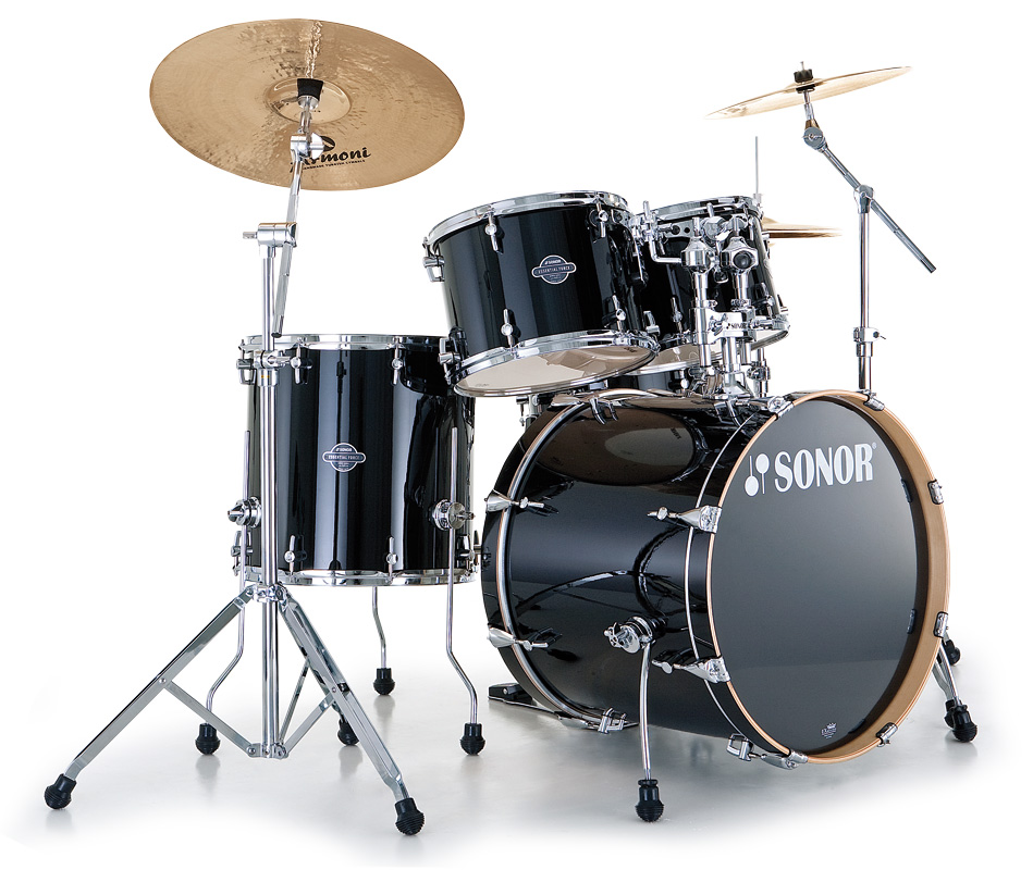 Sonor Esf11 - Essential Force Standard Stage 1 - Piano Black