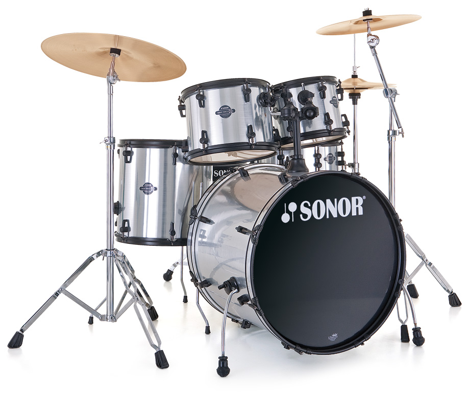 Sonor Smf11 Smart Force Studio - Brushed Chrome