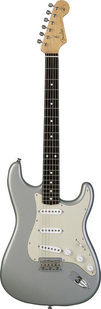 Fender Stratocaster Mexican Artist Signature Robert Cray Inca Silver + Housse