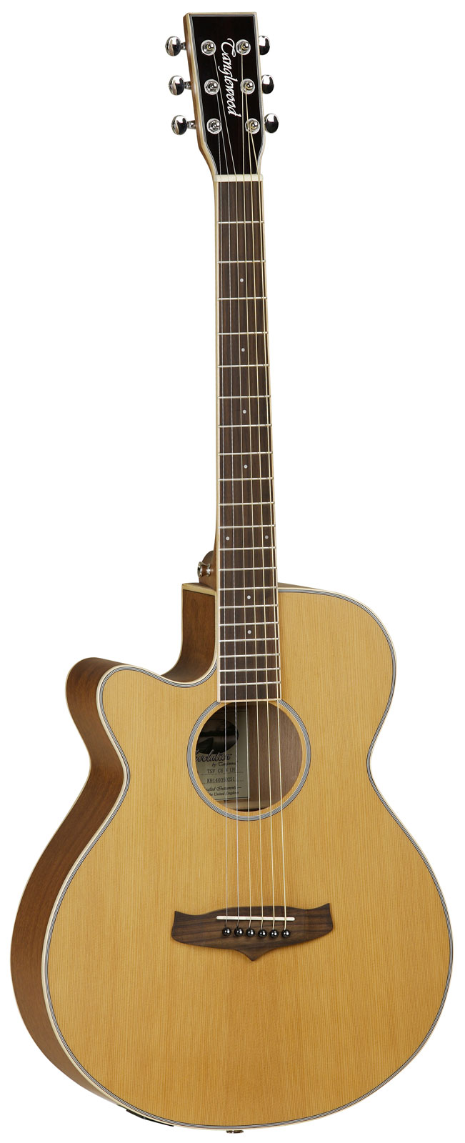 TANGLEWOOD GAUCHER EVOLUTION IV TSFCENLH NATURAL SATIN