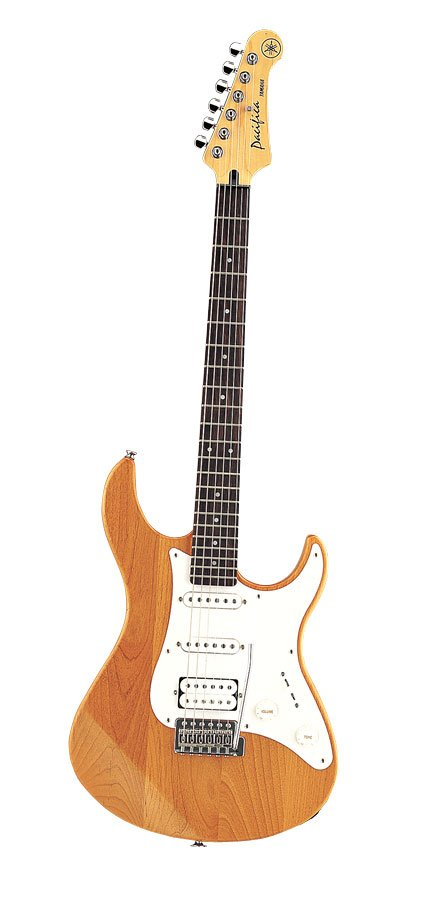 Yamaha Pacifica Pa112jyns Natural Satin